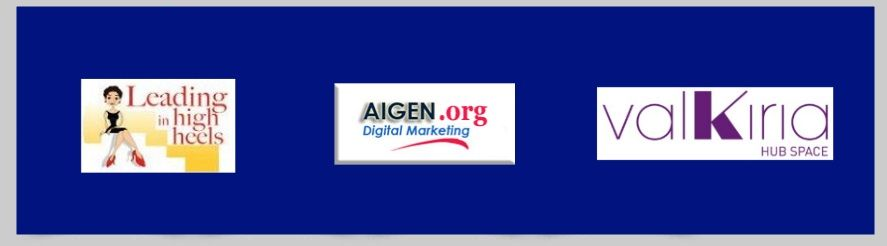Our partners - Leading in High Heels Aigen Digital Marketing Valkiria